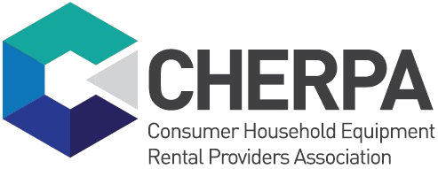 CHERPA Logo - Consumer Household Equipment Rental Providers Association