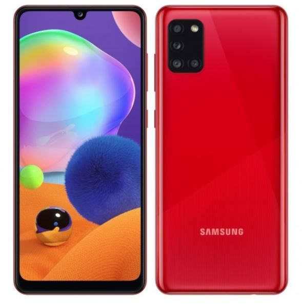 SAMSUNG GALAXY A31 128GB (Red)_result