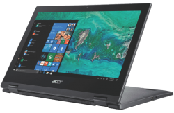 "Acer Spin 1 11.6"" Celeron 2-in-1 Laptop"