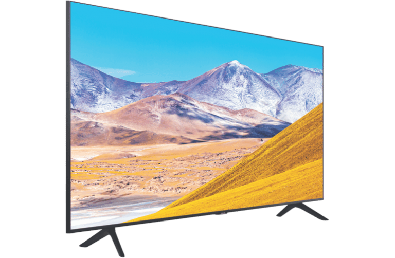 Samsung 55 TU8000 4K UHD SMART LED TV